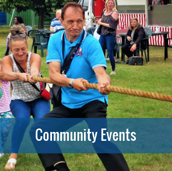 Community Events Image Gallery