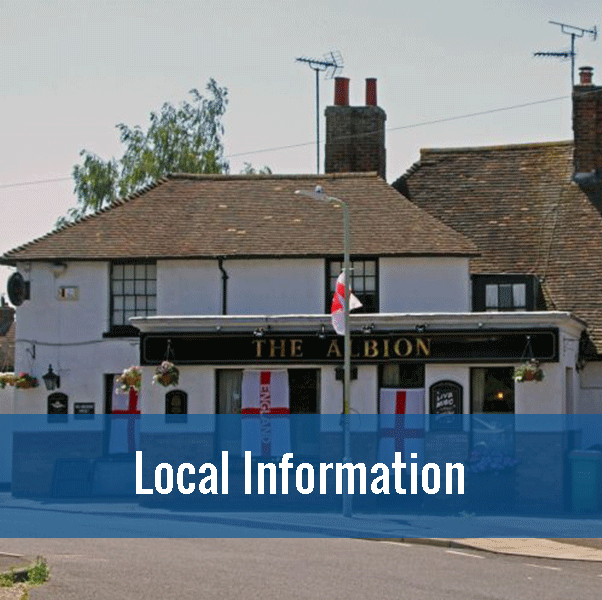 Local information, click to find out more