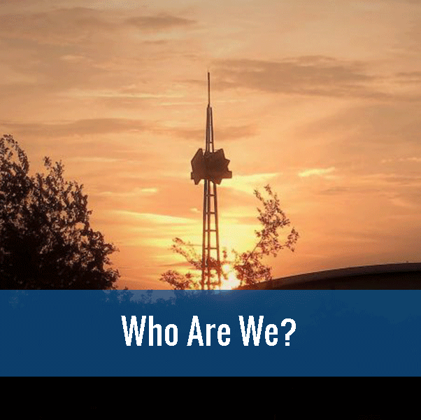 Who are we, click to find out more