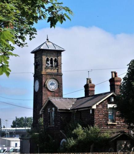 Railway Works Clock Tower-24-800-600-80
